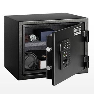 Legend Range & Field Personal Fireproof Safe, Small